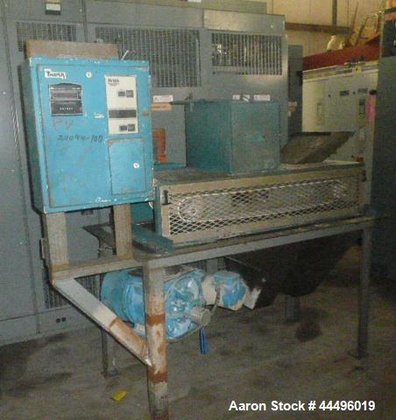 Used- Thayer Gravimetric Belt Feeder.