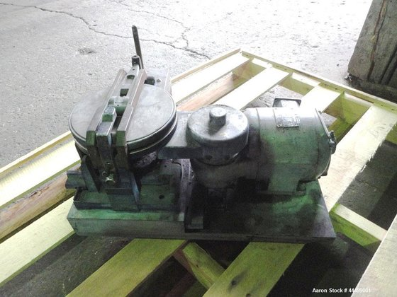 Used- Hoover Automatic Muller Model