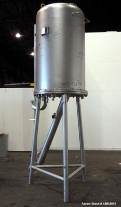 Used- Japrotek Pressure Tank, Approximately