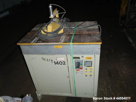 Used- Bobor travelling saw, model