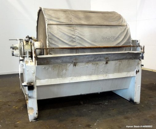 Used- Ametek Filtration Engineers Rotary
