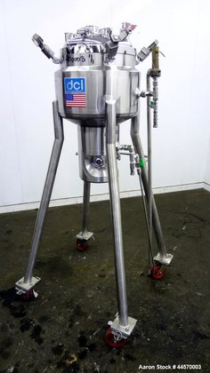Used- DCI Reactor, 30 Liter
