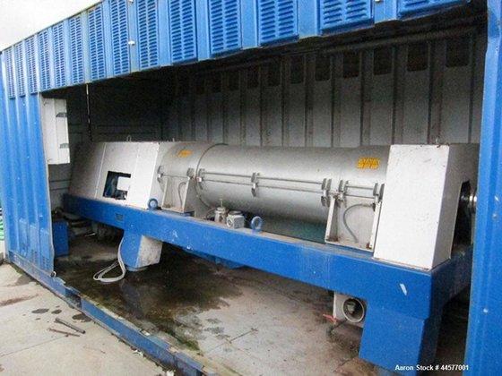 Used- Alfa Laval AVNX-5050B-31G Decanter