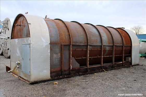 Used- Brothers Inc Tank, Approximately