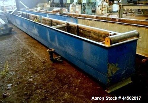 Used- Fiberglass Cooling Bath, approximately