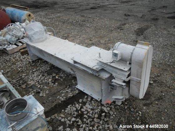 "Used- Screw Conveyor, 12"" diameter"