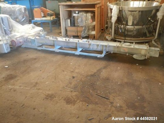 Used- Acrison Screw Conveyor, Modl