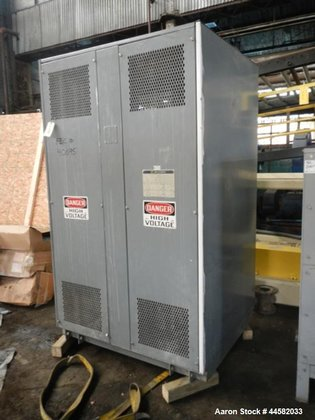 Used- Square D Transformer Type