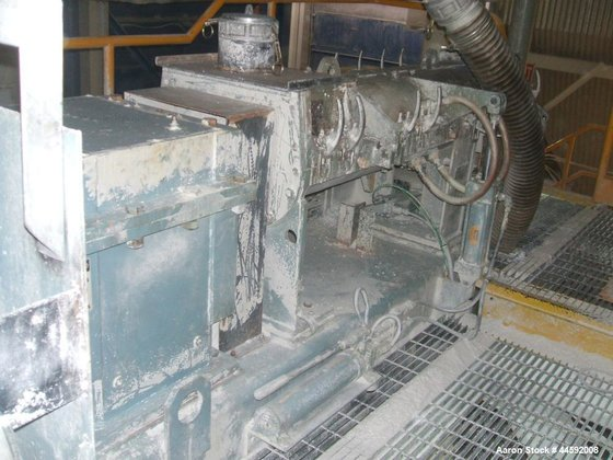"Used- Teledyne Readco 10"" Co-Rotating"