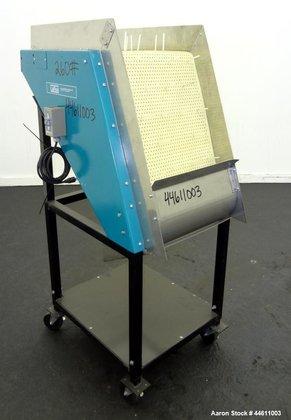Used- LaRos Equipment Finger Separator