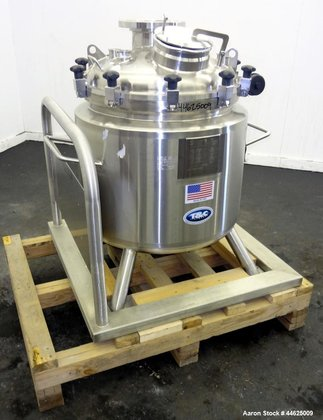 Used- T&C Stainless Reactor, 150