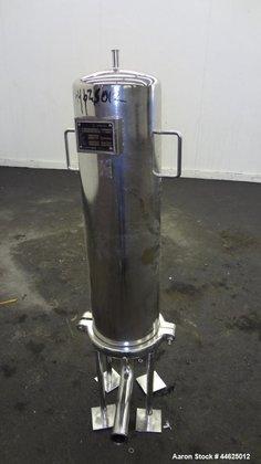Used- Sartorius Cartridge Type Filter