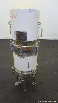 Used- Stainless Fluid Products Cartridge