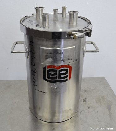 Used- Lee Industries Tank, 9
