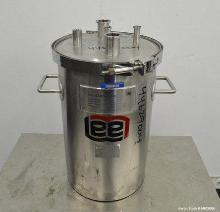 Used- Lee Industries Tank, 9