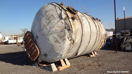 Used- Rockaway Tank, 10,000 Gallons,