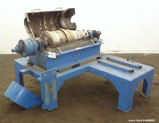 Used- Alfa Laval AVNX-314B-31G Solid