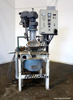 Used- Gebr. Kaiser Reactor, 120
