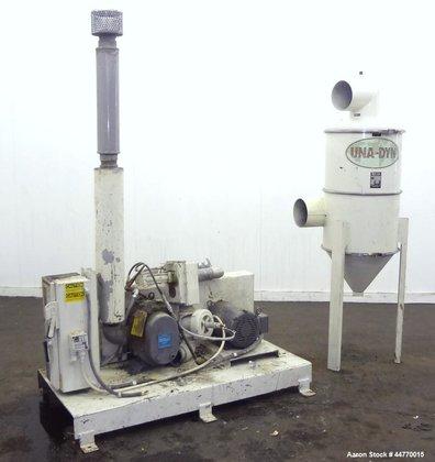 Used- Una-Dyn Vacuum Conveying System