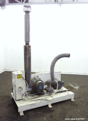 Used- Una-Dyn Vacuum Conveying System