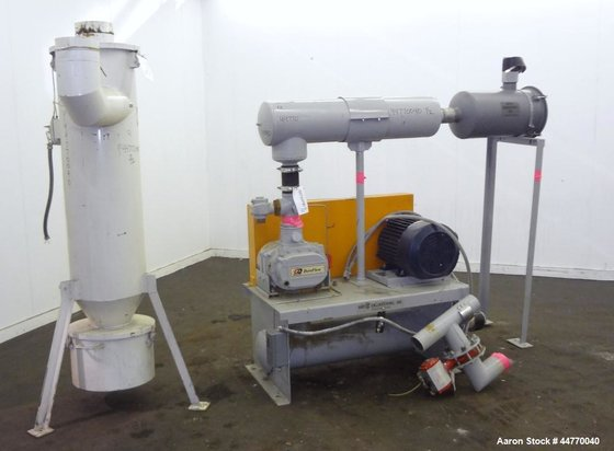 Used- Amtec Engineering Vacuum Conveying