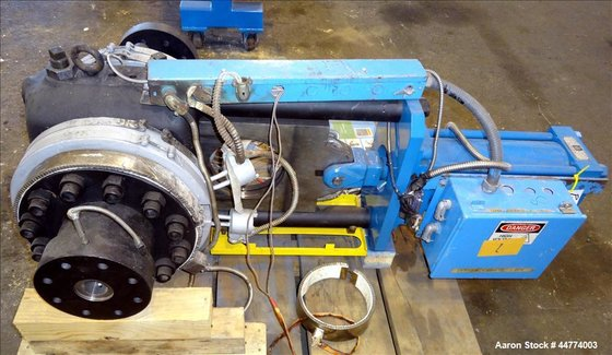 "Used- Beringer 8"" (200mm) Hydraulic"