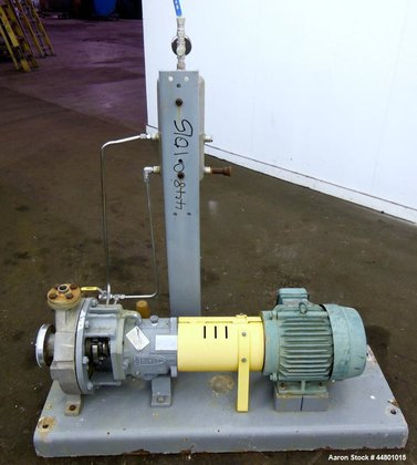 Used- Flowserve Durco Mark 3