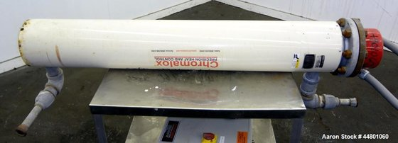 Used- Chromalox Circulation Heater, Model