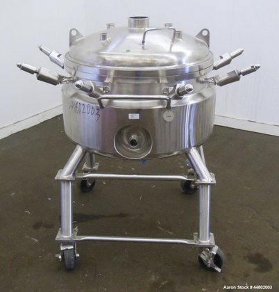 Used- Precision Stainless Reactor, 150