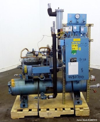 Used- Dunham Bush Small Package