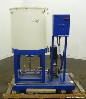 Unused- US Filter Agere Pump