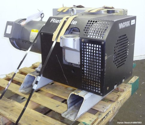 Used- Rietschle VacFox Series Rotary