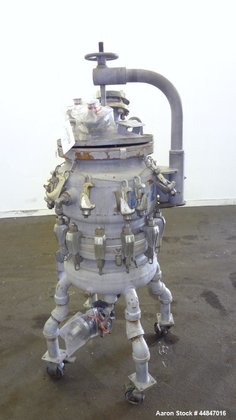 Used- DeDietrich Glass Lined Pressure