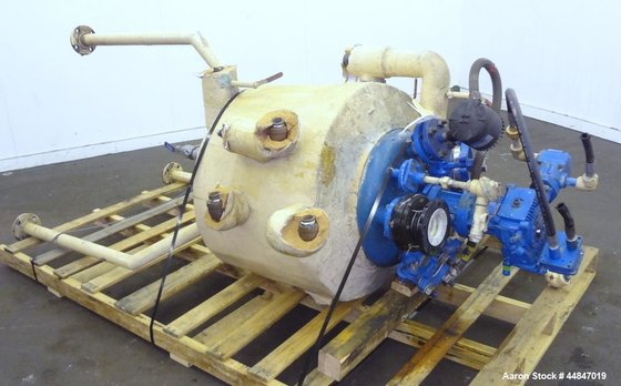 Used- Pfaudler Reactor, 20 Gallon,