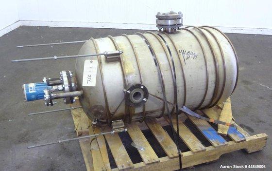 Used- Tank, 60 Gallon, 304