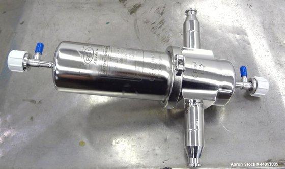 Unused- Pall Advanta AGT Gas