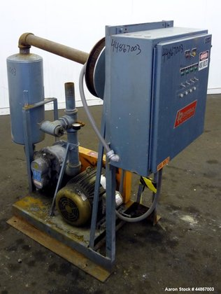 Used- LR Systems Vacuum Loading