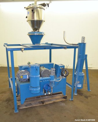 Used- Novatec Vacuum Loading System,