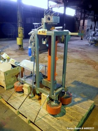 Used- Dynisco Gear Pump, Model