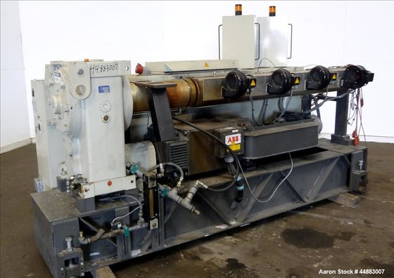 Used- Cincinnati Milacron 75mm Single