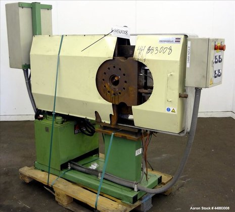 Used- Reproduc 75mm Hydraulic Screen