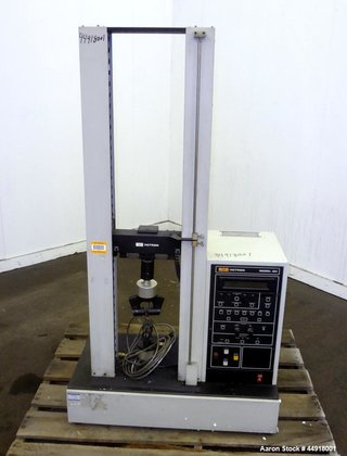 Used- Instron Universal Testing Machine,