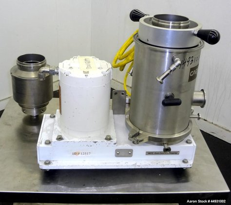 Used- Carr Powerfuge Pilot Separation