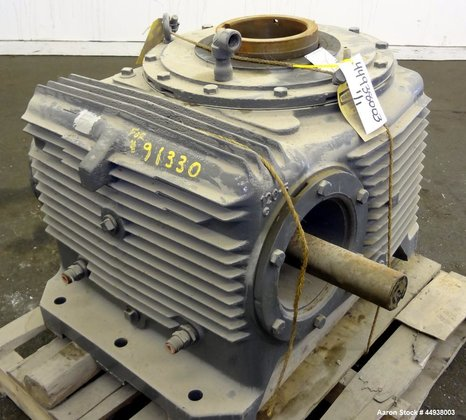 Used- Crammer Feeder Parts. Consisting