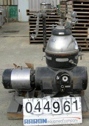 Used- Westfalia KG-4006 Chamber Bowl