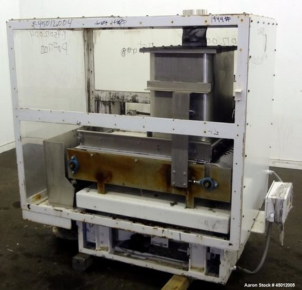 Used- Acrison Weigh Belt Feeder,