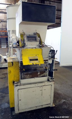 Used- Foremost Machine High Shear