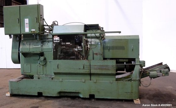 Used- Acme Gridley RB-6 Multispindle