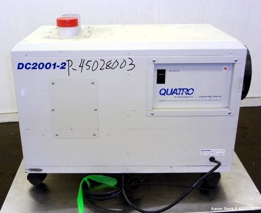 Used- Quatro Air Technologies Dust