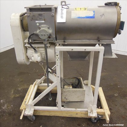 Used- Sweco Centrifugal Sifter, 304